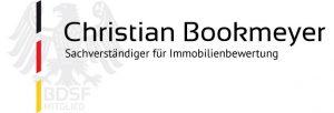 Christian Bookmeyer Sachverständiger für Immobilienbewertung